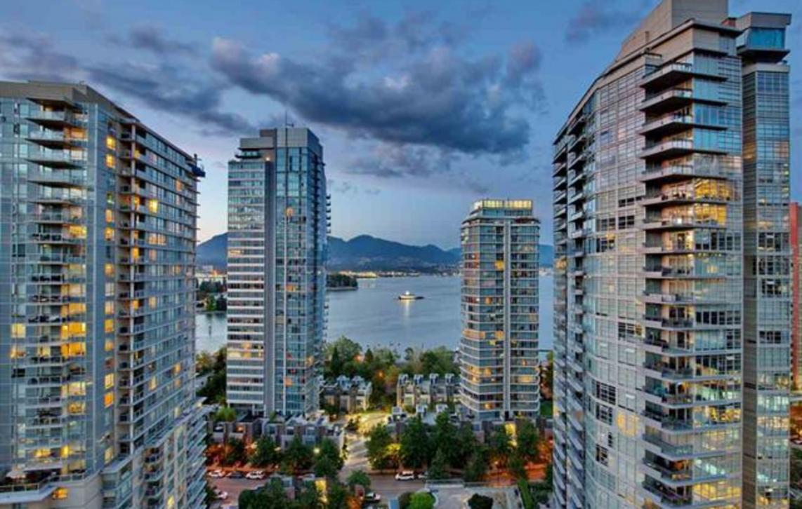 1901 - 1228 W Hastings Street, Coal Harbour, Vancouver West