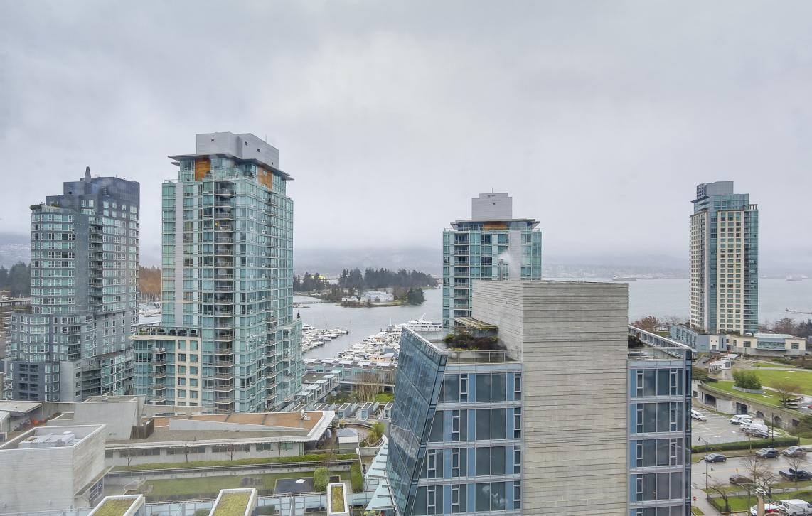 1003 - 1415 W Georgia Street, Coal Harbour, Vancouver West