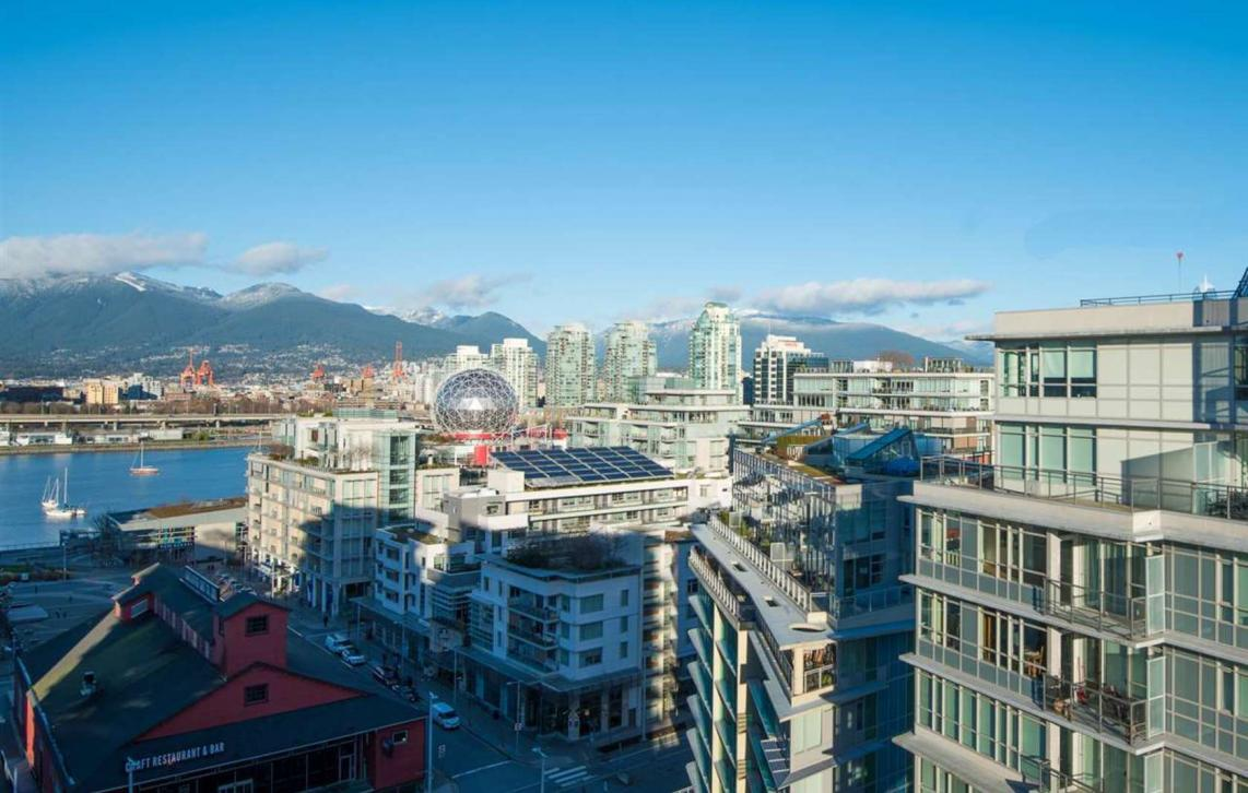 1601 - 1783 Manitoba Street, Olympic Village (False Creek), Vancouver West