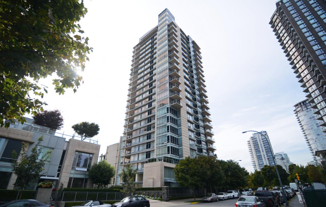 2705 - 428 Beach Crescent, Yaletown, Vancouver West