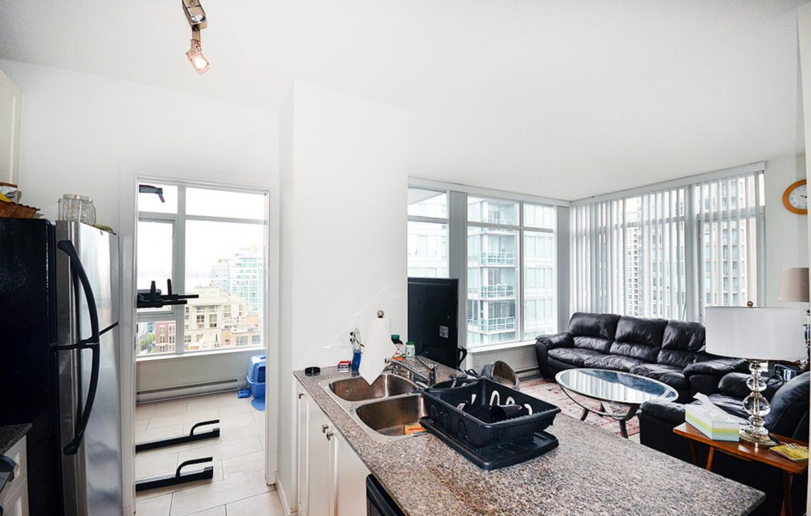 1506 - 480 Robson Street, Yaletown, Vancouver West