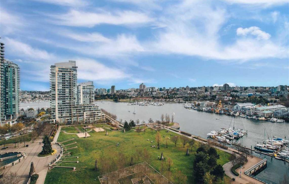 1601 - 638 Beach Crescent, Beach Crescent (Yaletown), Vancouver West