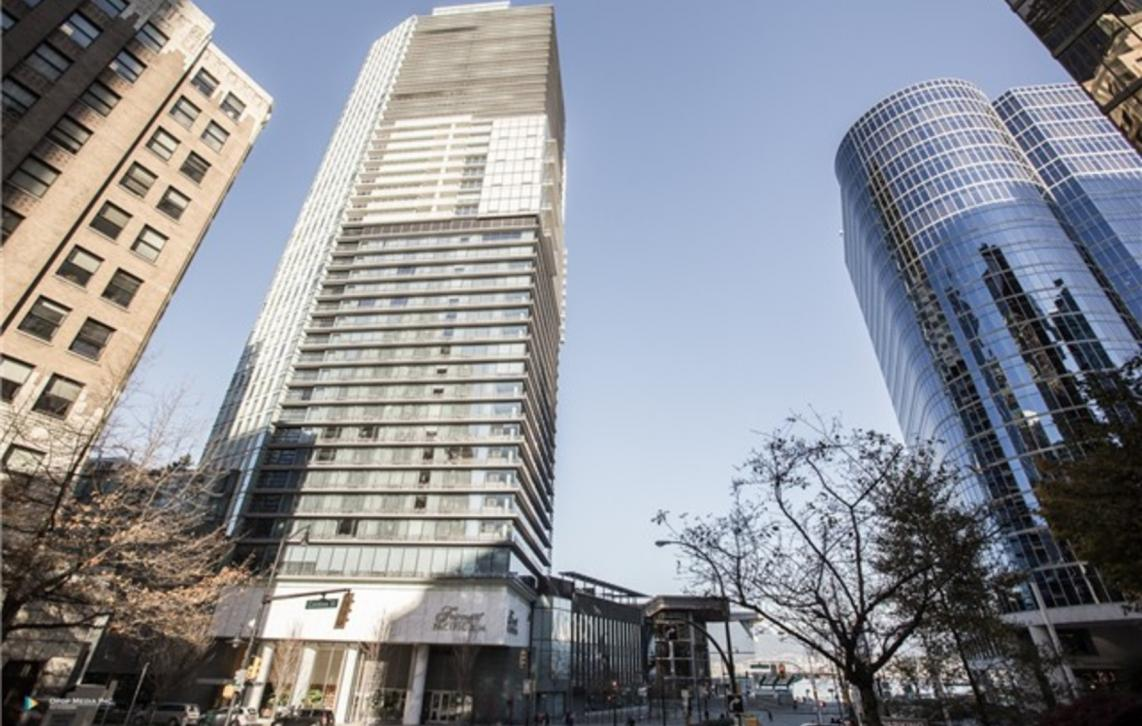 3903 - 1011 W Cordova Street, Coal Harbour, Vancouver West