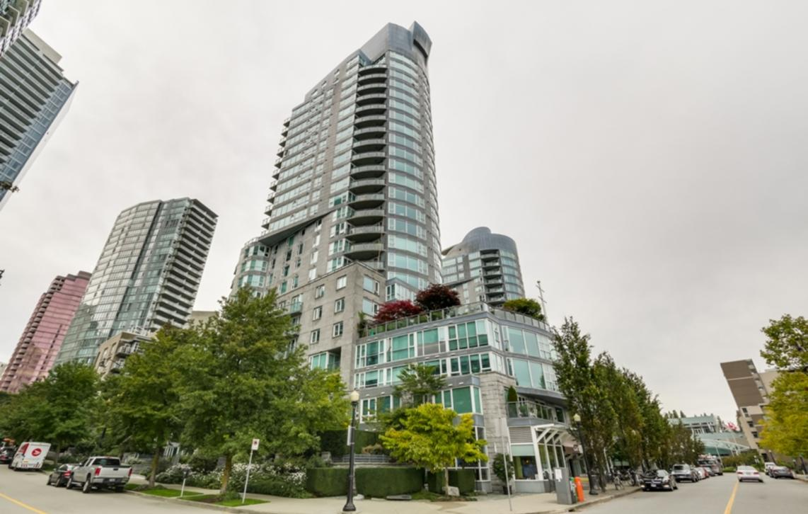 1402 - 535 Nicola Street, Coal Harbour, Vancouver West