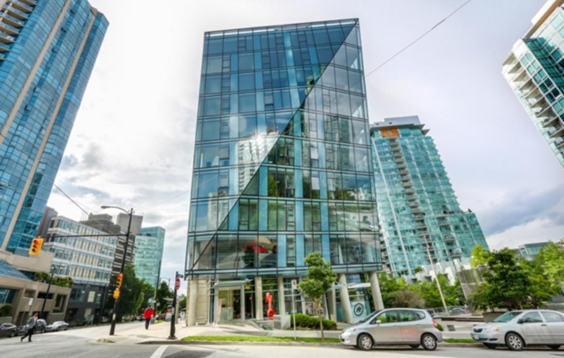 503 - 1409 W Pender Street, Coal Harbour, Vancouver West