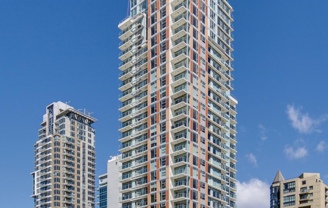 706 - 1351 Continental Street, Downtown VW, Vancouver West