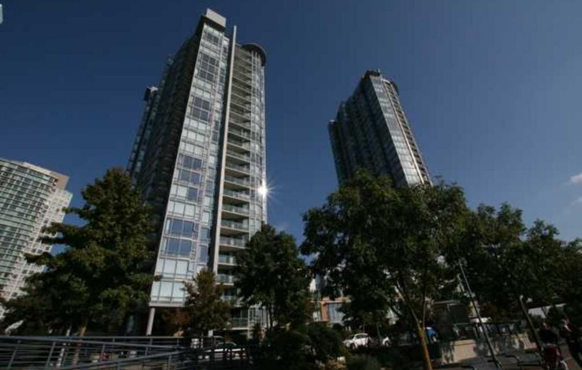 1801 - 1067 Marinaside Crescent, Yaletown, Vancouver West