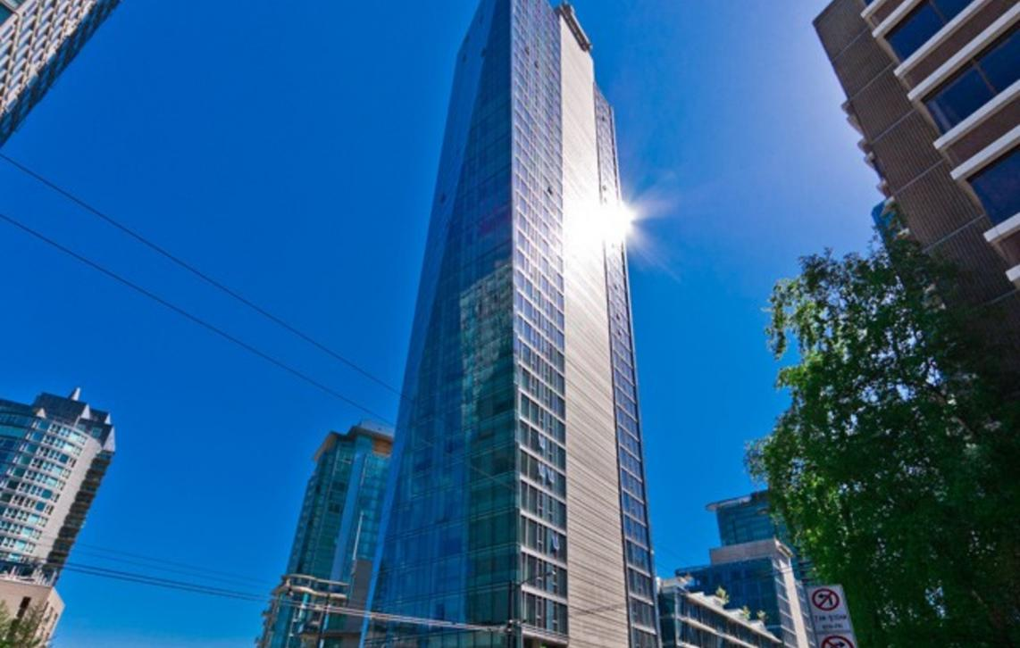 402 - 1499 Pender Street, Coal Harbour, Vancouver West