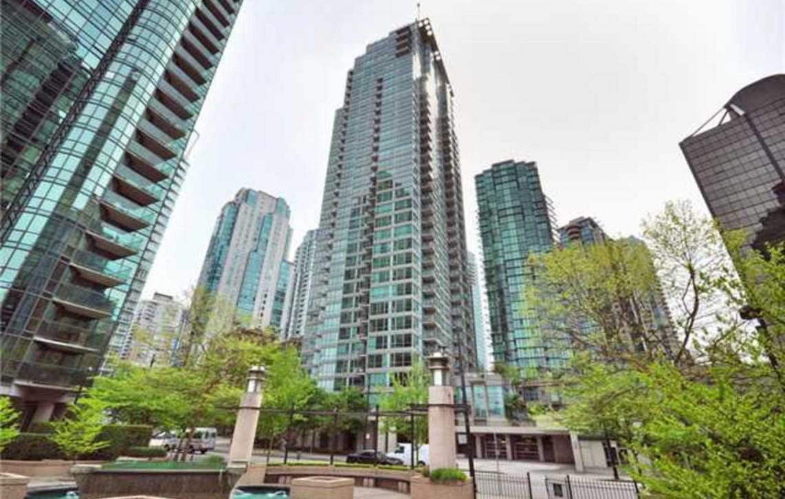 603 - 1328 W Pender Street, Coal Harbour, Vancouver West