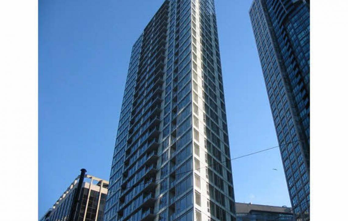 2403 - 1188 W Pender Street, Coal Harbour, Vancouver West