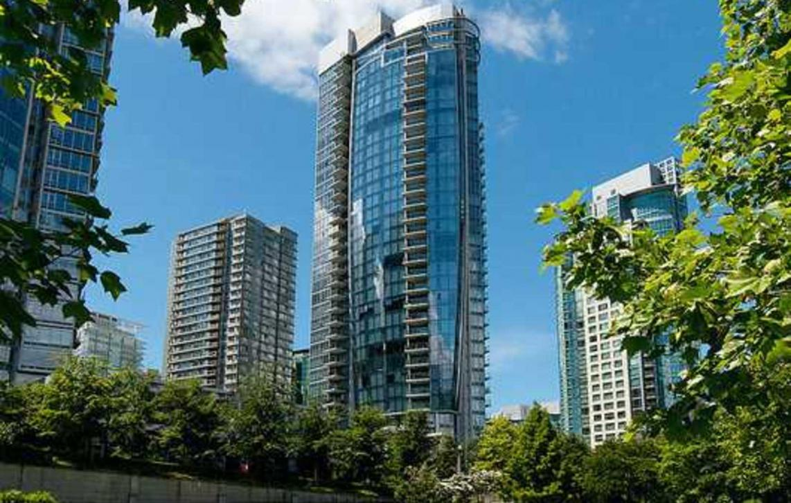 502 - 1281 W Cordova Street, Coal Harbour, Vancouver West