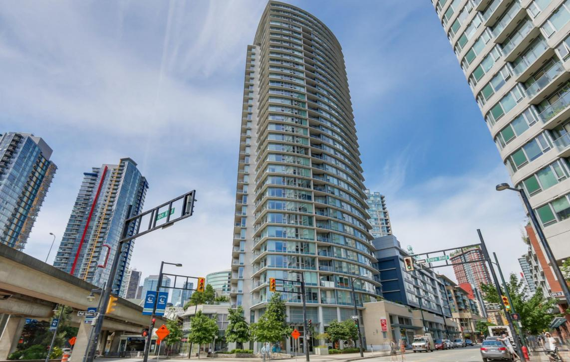 2207 - 689 Abbott Street, Downtown VW, Vancouver West