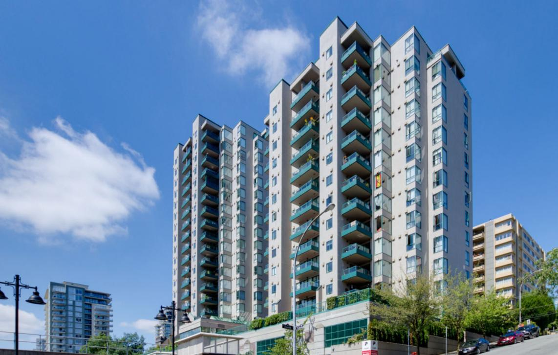 1005 - 420 Carnarvon Street, Downtown NW, New Westminster