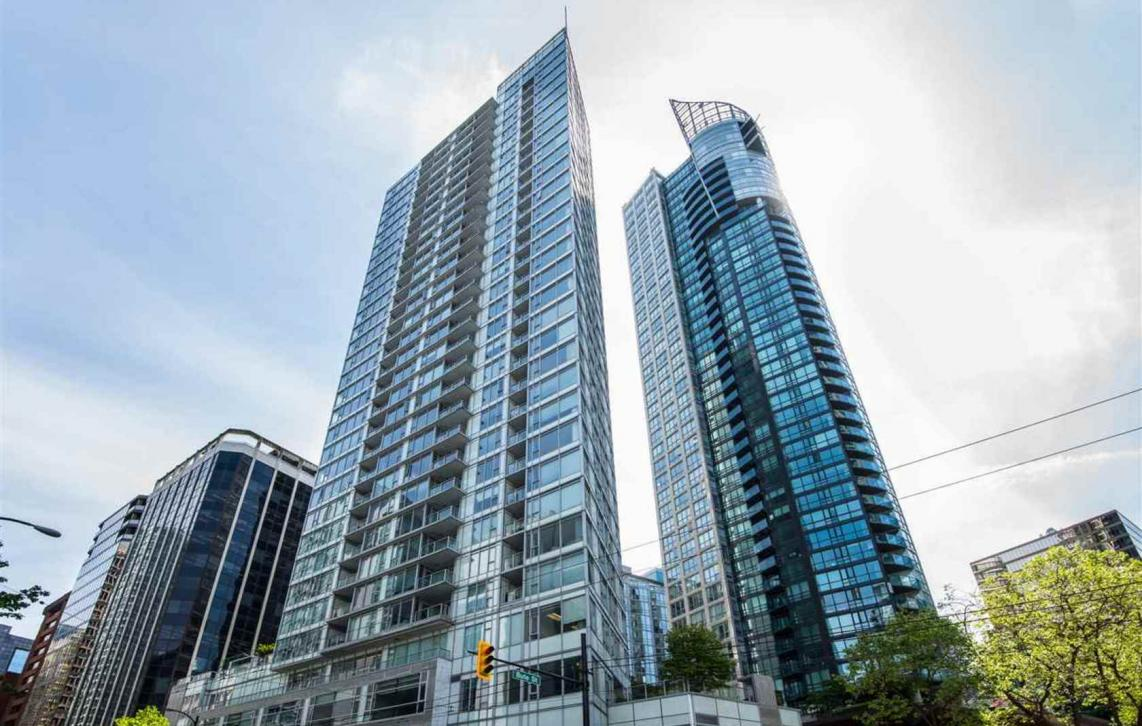 1903 - 1188 W Pender Street, Coal Harbour, Vancouver West