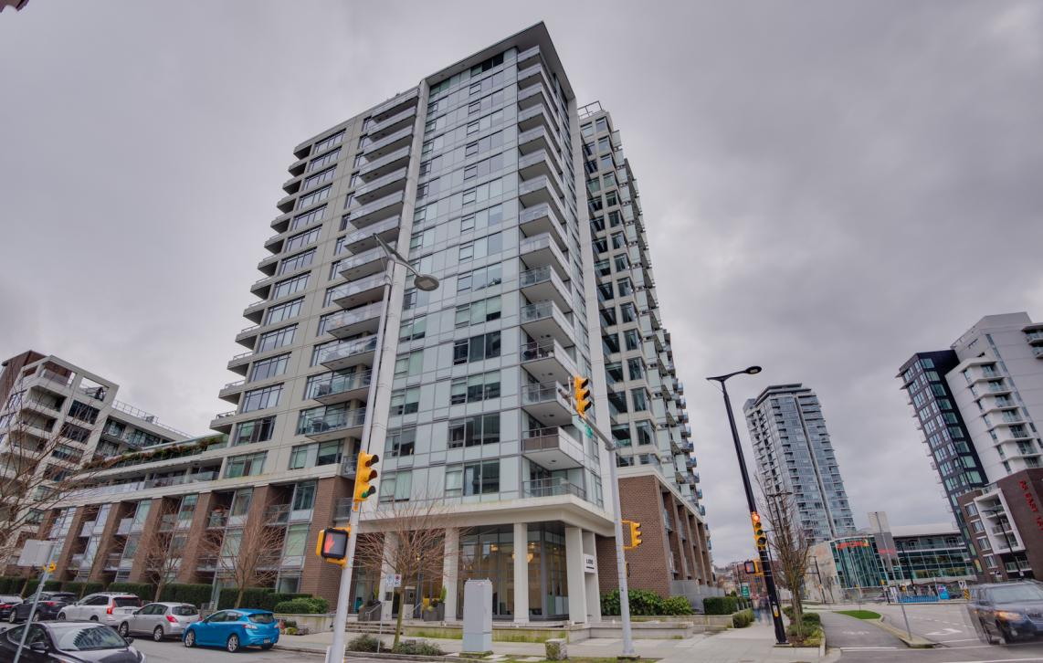 505 - 110 Switchmen Street, Olympic Village (Mount Pleasant VE), Vancouver West