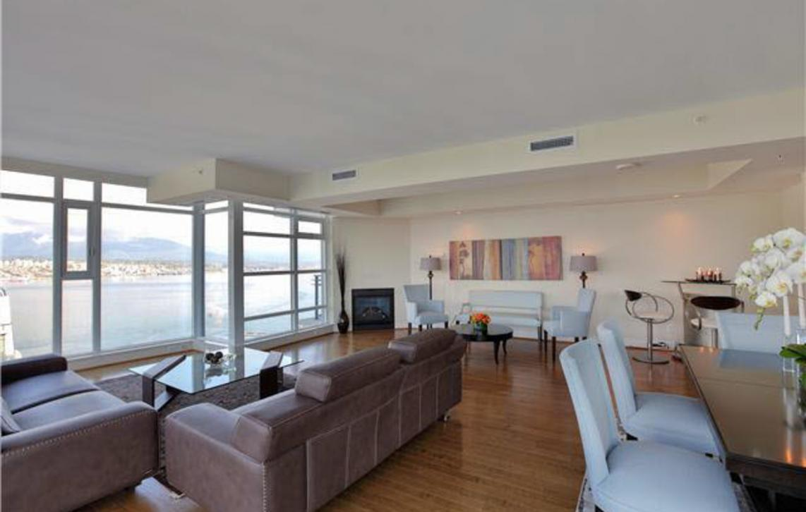3001 - 1205 W Hastings Street, Coal Harbour, Vancouver West