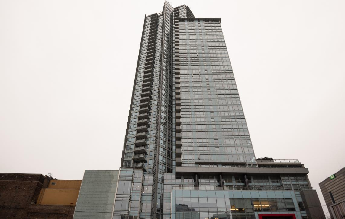 2704 - 833 Seymour Street, Downtown VW, Vancouver West