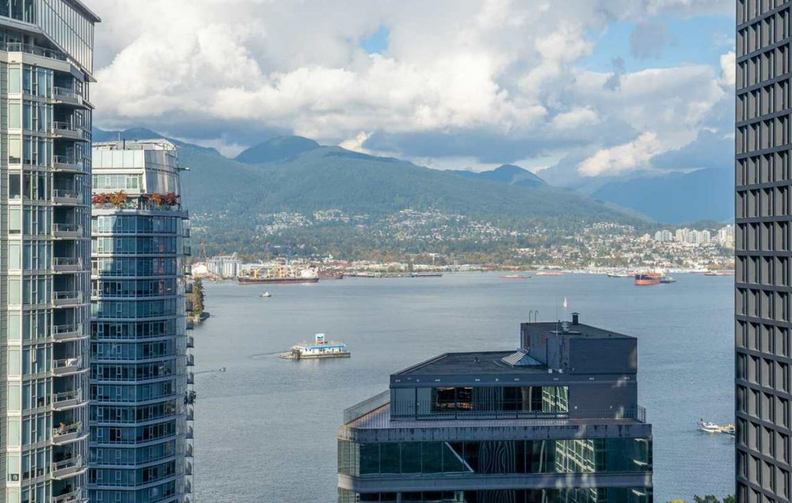 2203 - 1188 W Pender Street, Coal Harbour, Vancouver West