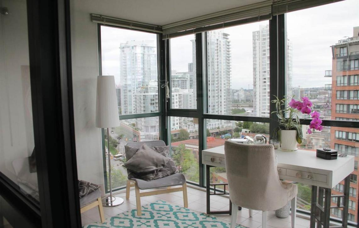 1403 - 289 Drake Street, Yaletown, Vancouver West