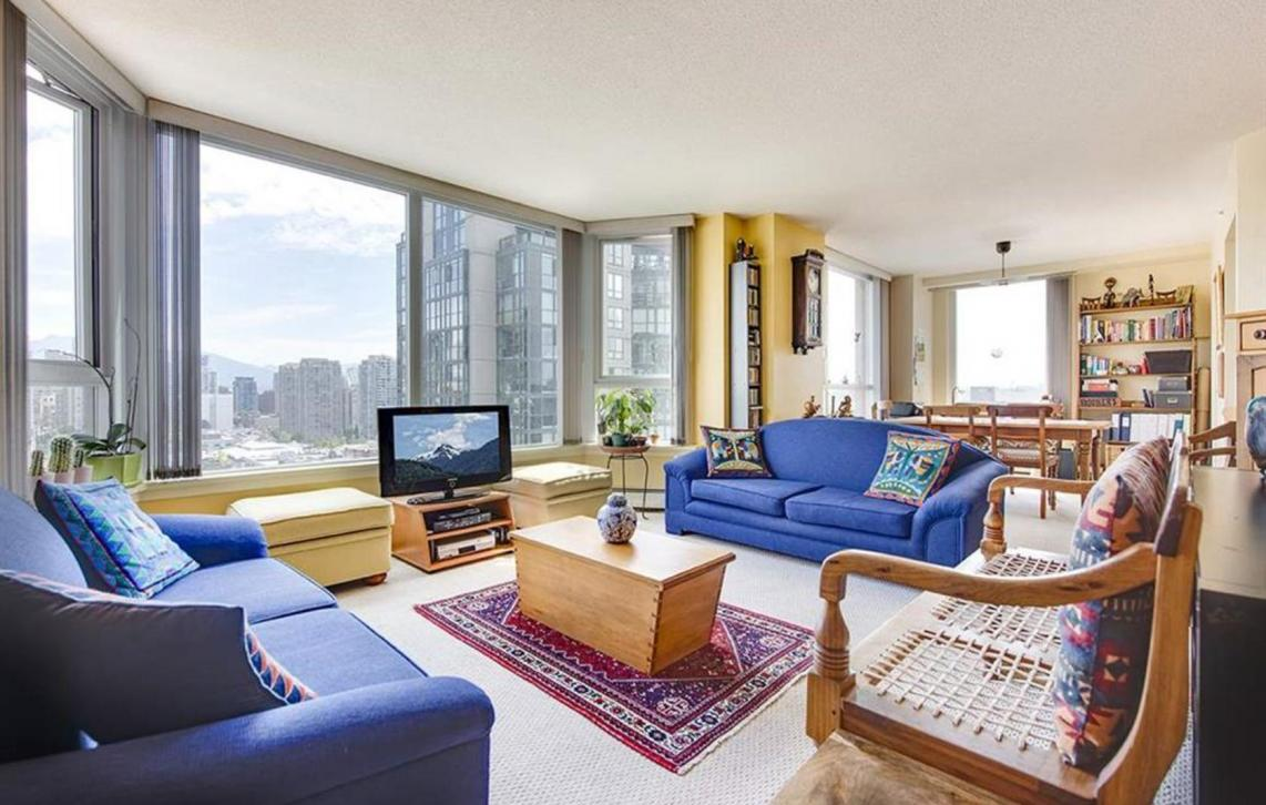 2106 - 388 Drake Street, Yaletown, Vancouver West