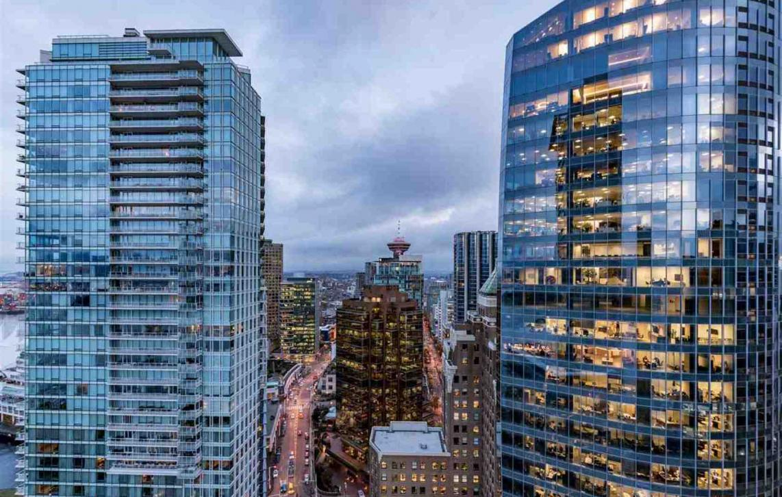 2806 - 1077 W Cordova, Coal Harbour Waterfront (Coal Harbour), Vancouver West