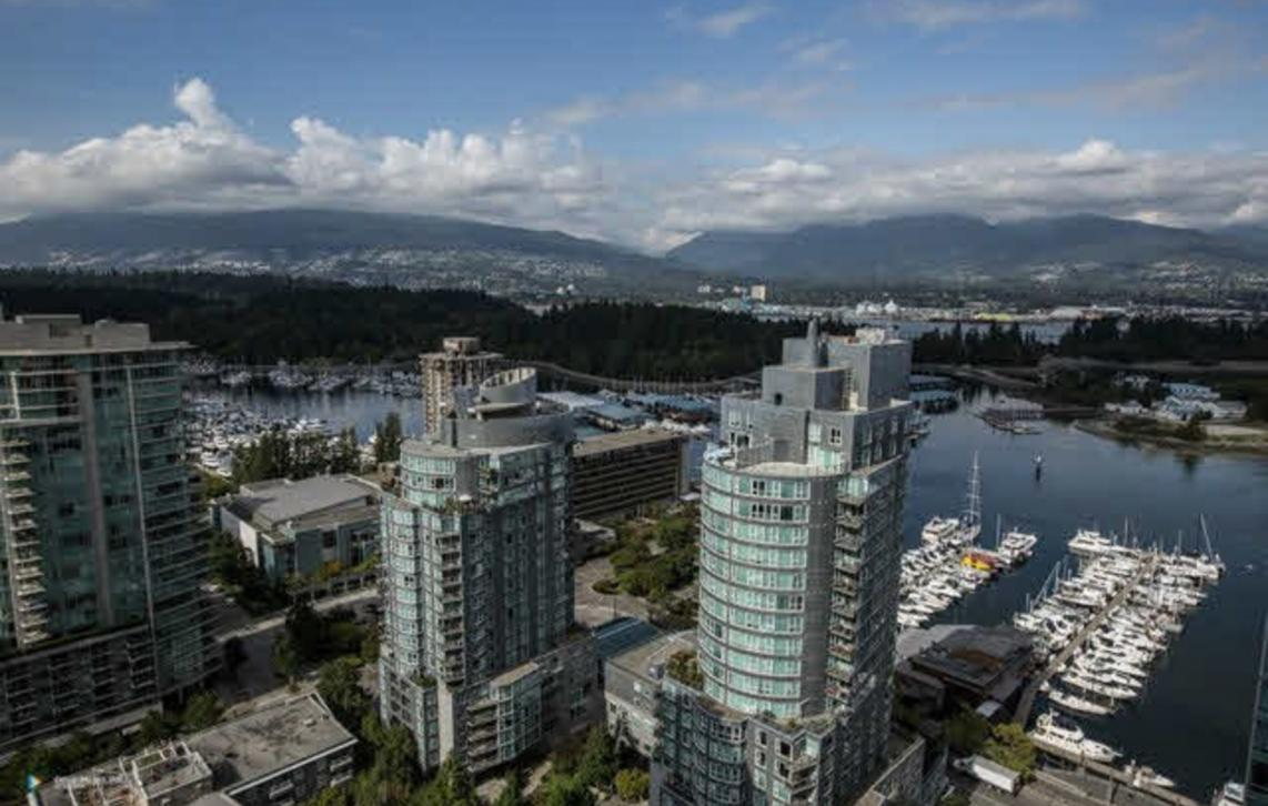 2801 - 1499 W Pender, Coal Harbour, Vancouver West