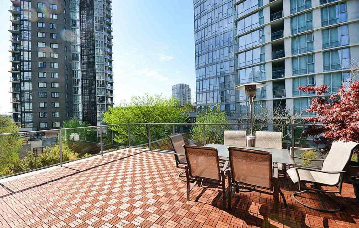 501 - 1495 Richards, Beach Crescent (Yaletown), Vancouver West