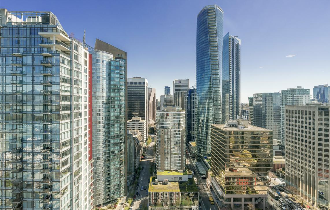 3402 - 1238 Melville Street, Coal Harbour, Vancouver West