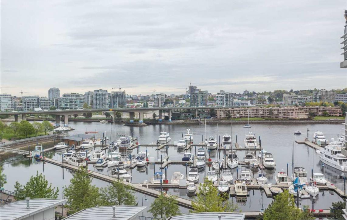 803 - 1199 Marinaside Crescent, False Creek-Yaletown (Yaletown), Vancouver West