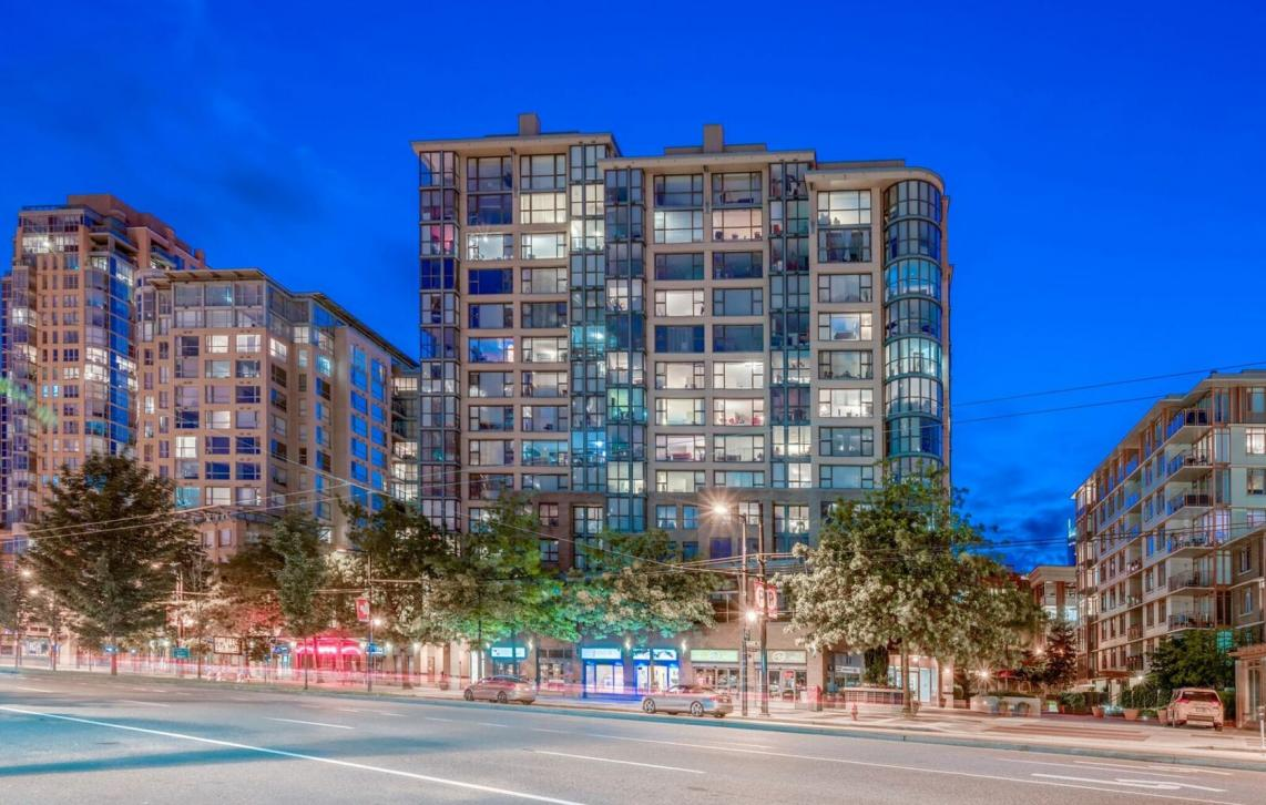 1501 - 1177 Pacific Boulevard, Yaletown, Vancouver West