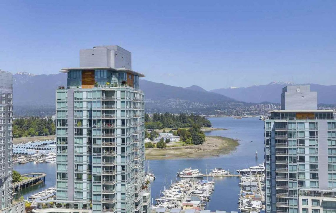 1501 - 1415 W Georgia Street, Coal Harbour, Vancouver West