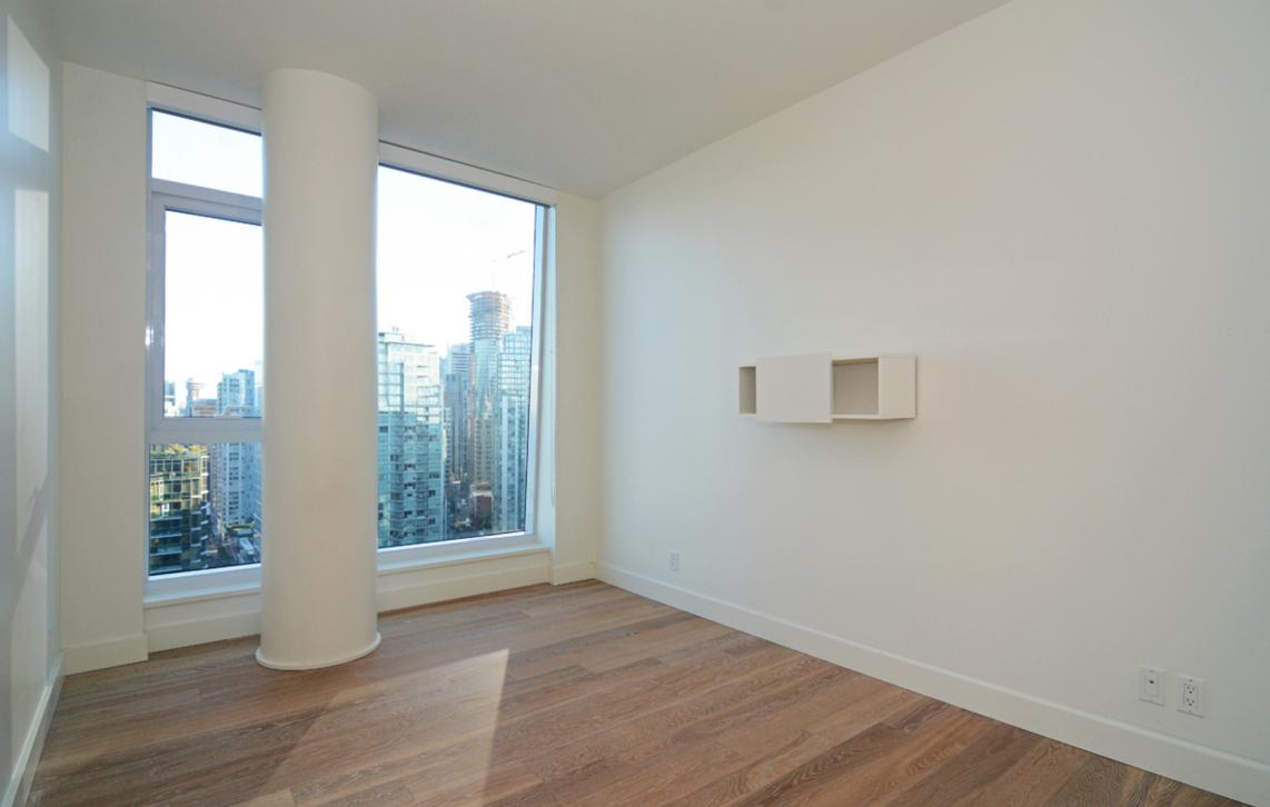 2802 - 1499 W Pender Street, Coal Harbour, Vancouver West