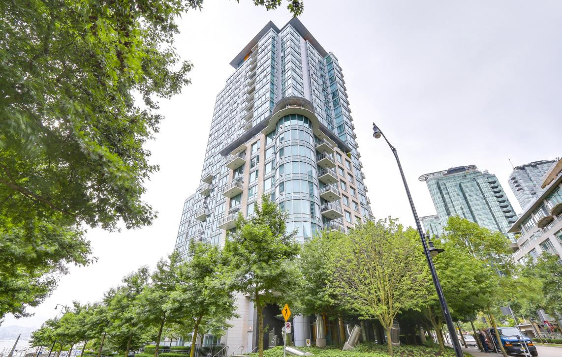 2305 - 590 Nicola Street, Coal Harbour, Vancouver West