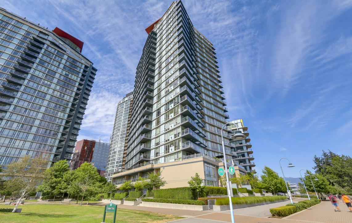 2705 - 8 Smithe Mews, Yaletown, Vancouver West