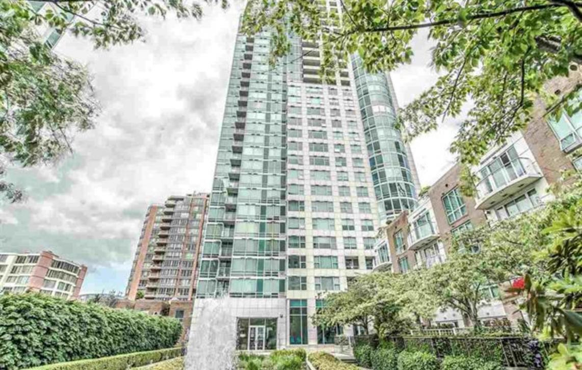 1110 - 1500 Hornby Street, Yaletown, Vancouver West