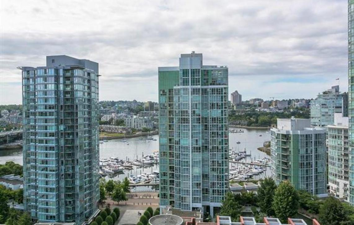 2103 - 1009 Expo Boulevard, Yaletown, Vancouver West